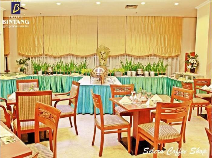 Hotel Bintang Griyawisata Jakarta - Restaurant