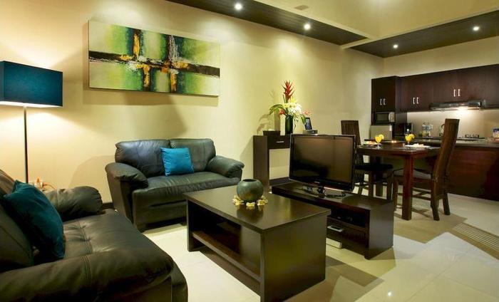 My Villas in Bali - Living Room