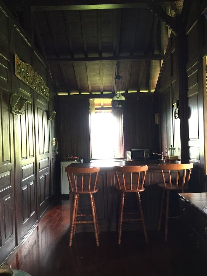 Joglo Java Semarang - In-Room Kitchenette