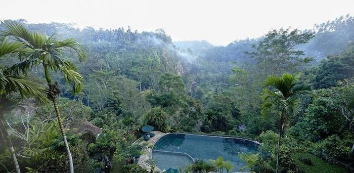 Royal Pita Maha Ubud - View from Hotel