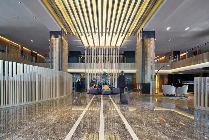 Nama Hotel Pan Pacific Orchard Alamat 10 Claymore Road 229540Singapore Rating Star Murah Bintang 5 Di Singapore