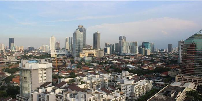 Crowne Plaza Hotel Jakarta - Guestroom