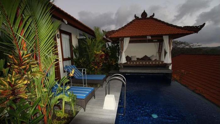 Jimbaran Cliffs Private Hotel & Spa Bali - Balcony