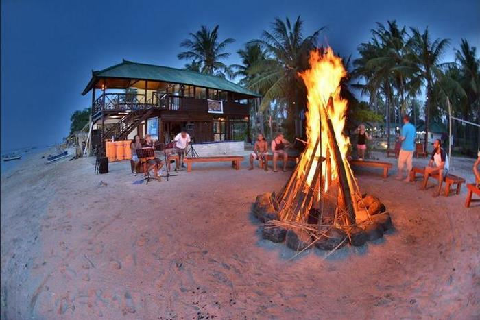 Grand Sunset Gili Air - Check-in/Check-out Kiosk