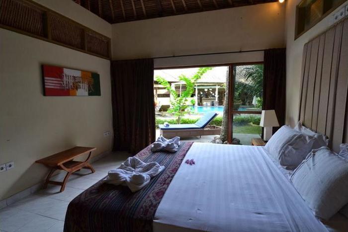 Bayside Bungalows Bali - Treatment Room