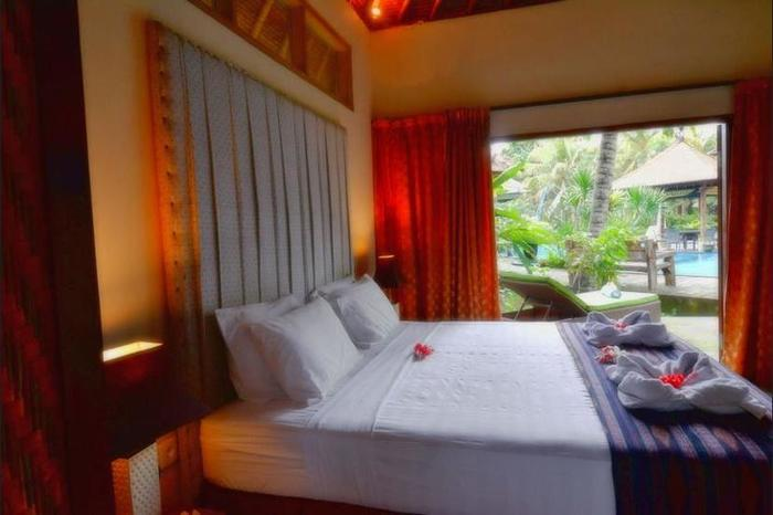 Bayside Bungalows Bali - Property Grounds