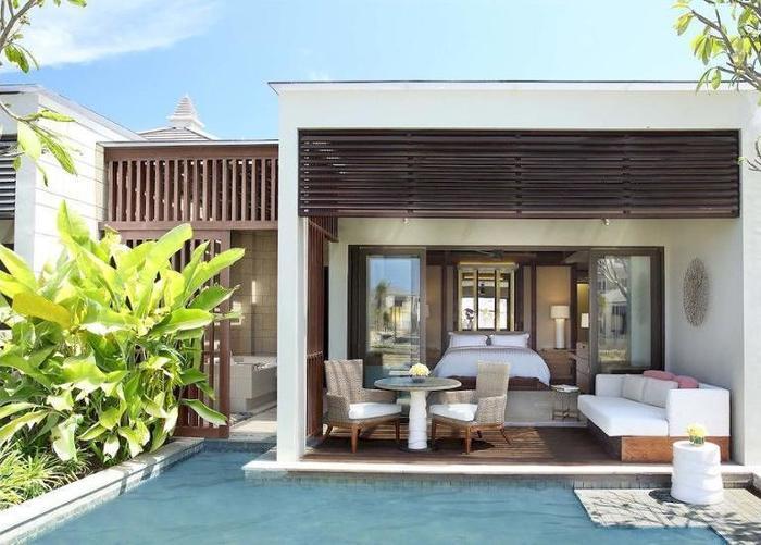 The Ritz-Carlton Bali - Guestroom