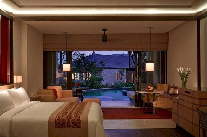 The Ritz-Carlton Bali - Guestroom
