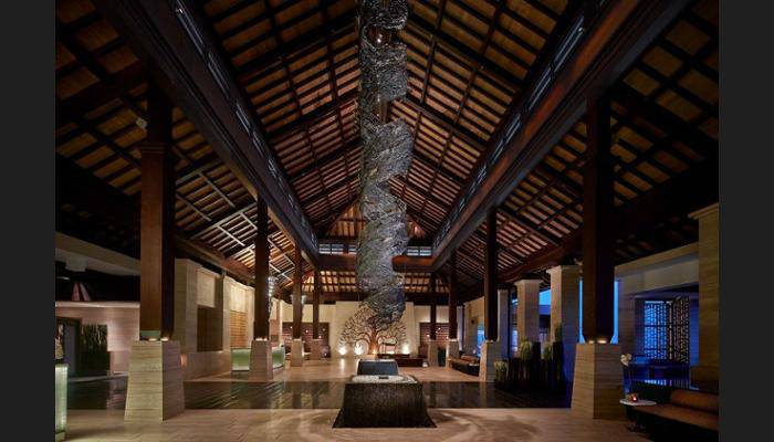 The Ritz-Carlton Bali - Hotel Interior
