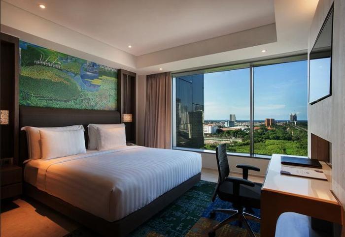Grand Mercure Kemayoran Jakarta - Guestroom