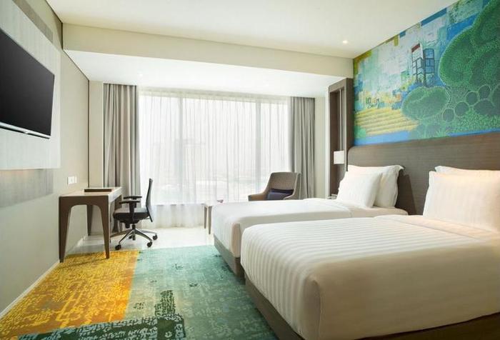 Grand Mercure Kemayoran Jakarta - Guestroom View