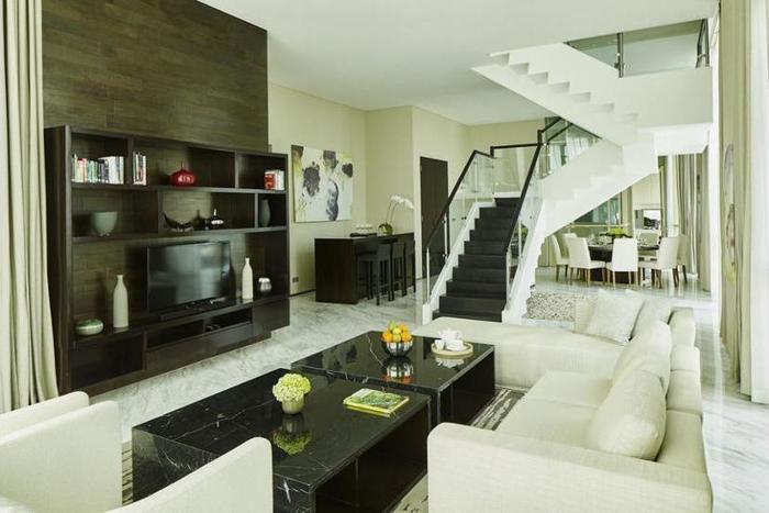 Fraser Residence Menteng - Living Area