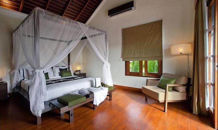 Ungasan Beach Villas Bali - Breakfast Area
