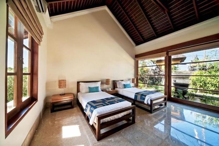 Ungasan Beach Villas Bali - In-Room Dining