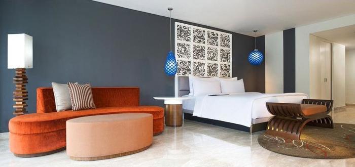 Le Meridien Bali Jimbaran - Guestroom