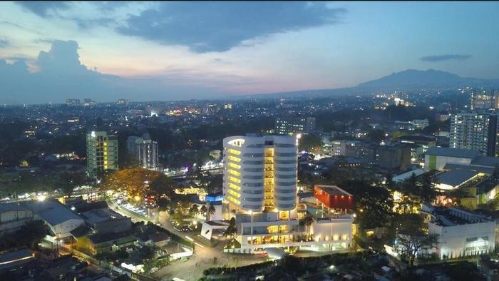 Sensa Hotel Bandung - Fitness Facility