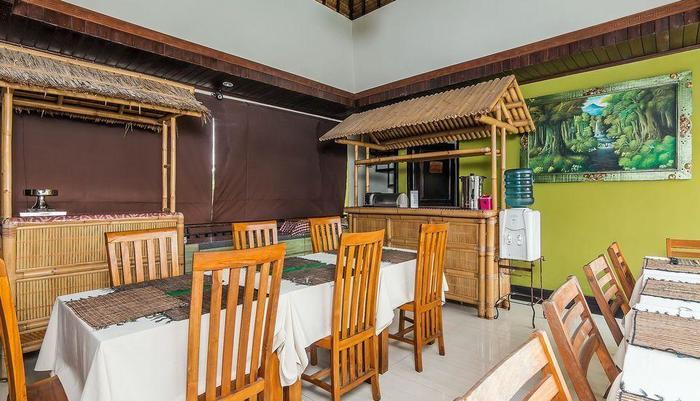 ZenRooms Ubud Pengosekan Premasanti - Restoran
