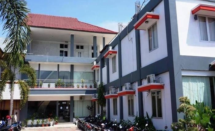 Edotel Minangkabau Padang - Eksterior