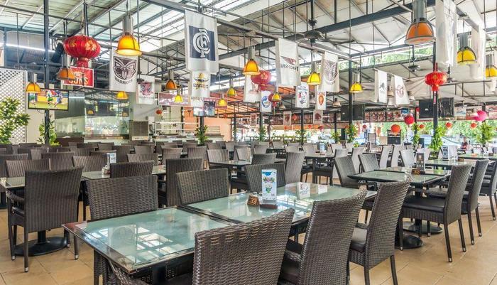 ZenRooms Kuta Kartika Plaza 2 Bali - Restoran