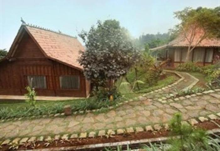 Dulang Resort and Resto Bandung - Cottage Area
