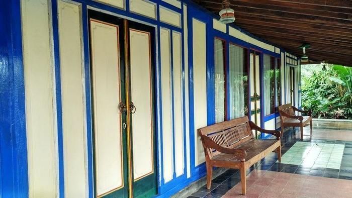 Dulang Resort and Resto Bandung - Jahe kamar