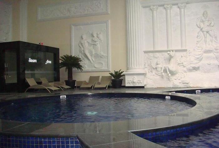 Grand Elite Hotel Pekanbaru - Jacuzzi