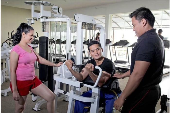 Grand Elite Hotel Pekanbaru - Fitness Centre