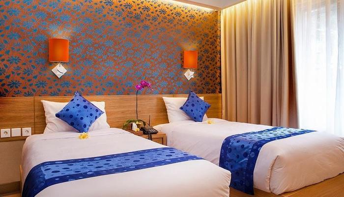 Natya Hotel Bali - Standar Twin