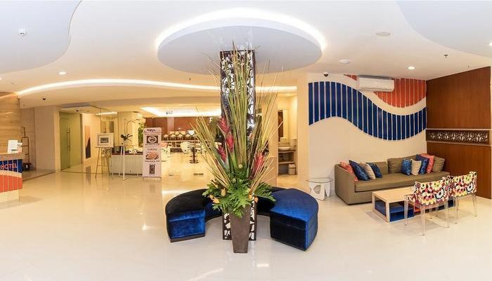 Natya Hotel Bali - Lobi Hotel