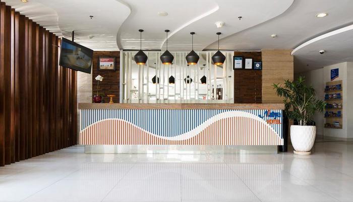 Natya Hotel Bali - Reception