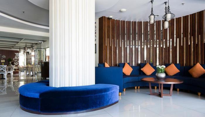 Natya Hotel Bali - Lobby