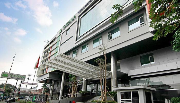 Savana Hotel Malang - Masuk