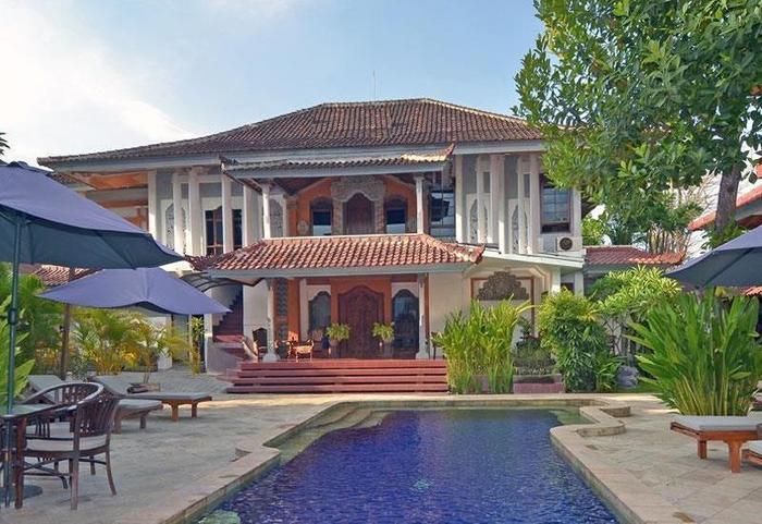 Hotel Bellair Bali - Kolam Renang