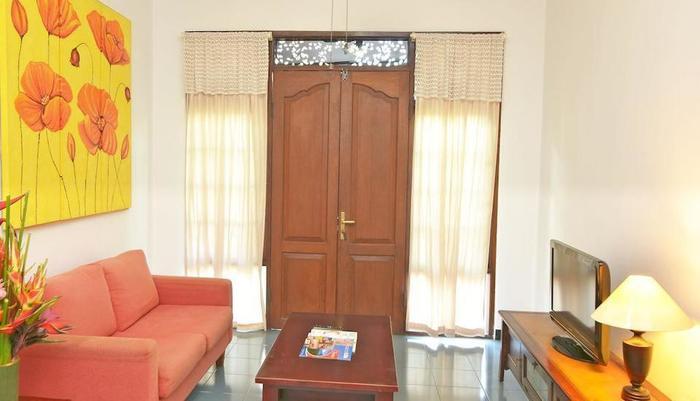 Hotel Bellair Bali - Ruang tamu