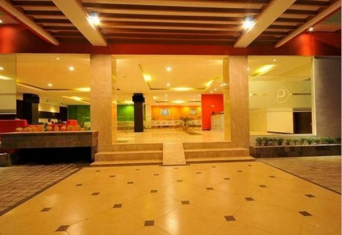 Pratama Hotel and Convention Lombok - Pintu Masuk