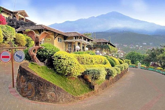 Hotel Vanda Gardenia Trawas - Cottage's View