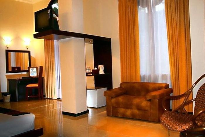 Hotel Vanda Gardenia Trawas -  Deluxe with Mountain View Room