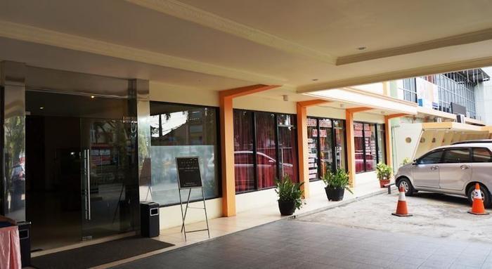 Graha Sriwijaya Hotel Palembang - Eksterior