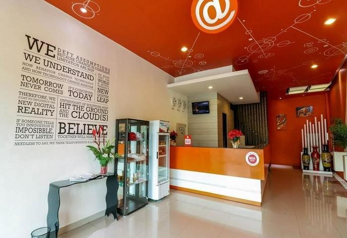 NIDA Rooms Pelta Raya 78 Makassar - Resepsionis