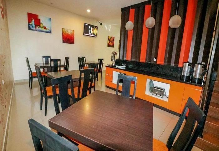 NIDA Rooms Pelta Raya 78 Makassar - Restoran