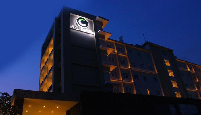 Core Hotel Premier Sengigi Lombok - Bangunan
