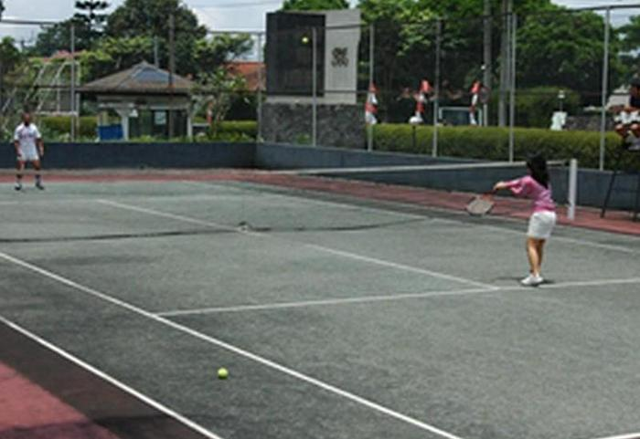 Grand Hotel Lembang - Tennis Field