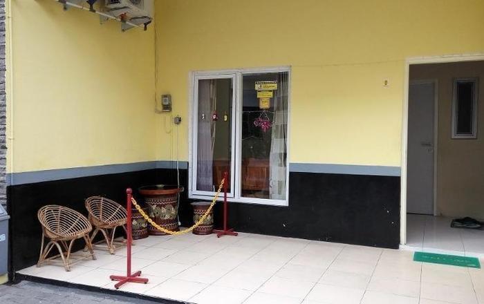 Seroja Kostel Kusuma Yogyakarta - pemandangan