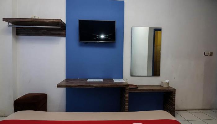 NIDA Rooms Kaji 44 Central Jakarta - Kamar tamu