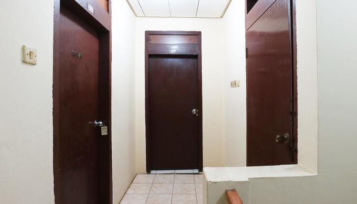 Wisma Riau Lancang Kuning Jakarta - floor plan