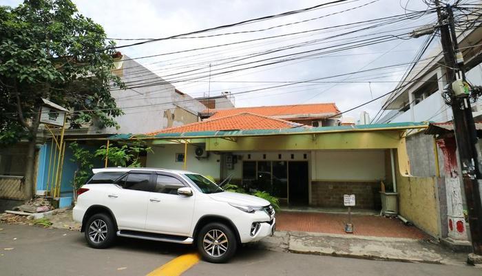 Wisma Riau Lancang Kuning Jakarta - parking lot