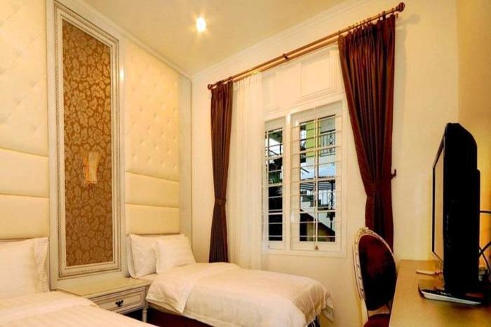 Ottenville Boutique Hotel Bandung - Kamar tamu