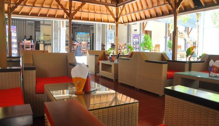 Jesen's Inn 2 Bali - Lounge