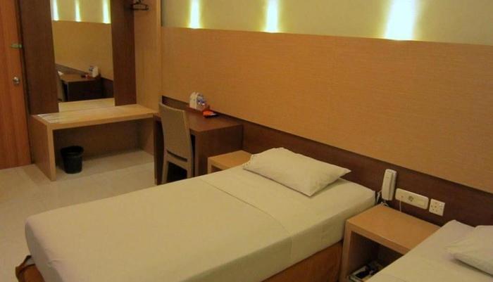 Hotel Progo Bandung - Standard Twin