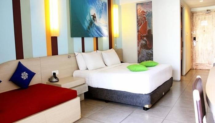 Bliss Surfer Thematic Hotel Bali - Junior Suite